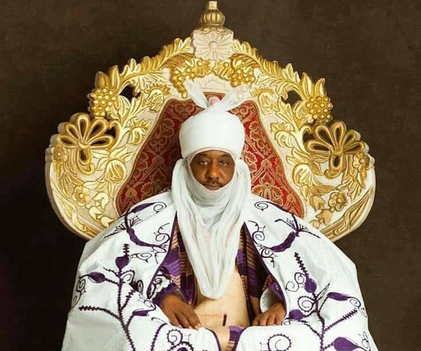 picture of Emir Mulhammadu Sanusi II