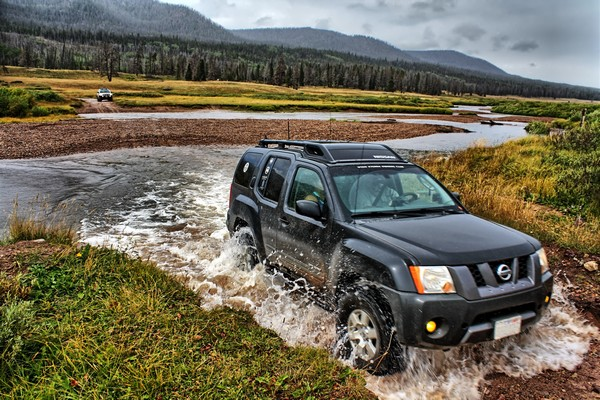 Nissan-Xterra-in-off-road-trip