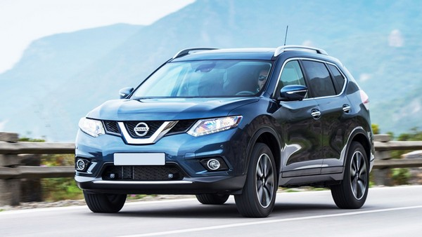 Nissan-Xtrail-front-view