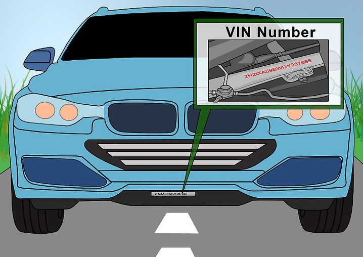 Vehicle Vin Number >> How To Quickly Locate Your Vehicle Identification Number