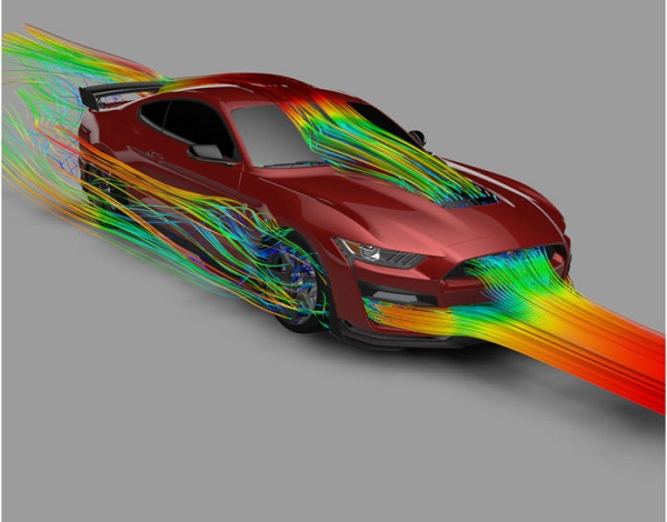 Ford-Aero-package-testing-using-the-GT350