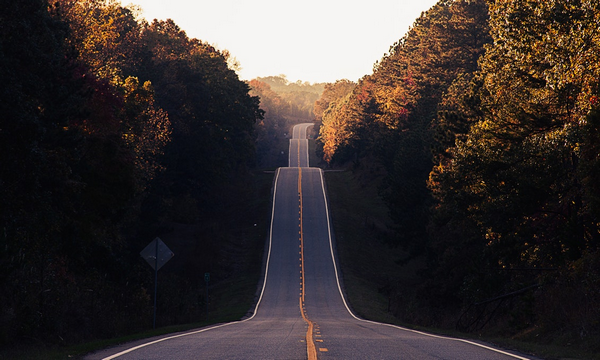 downhill-roads
