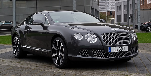 Black-Bentley-continental-gt