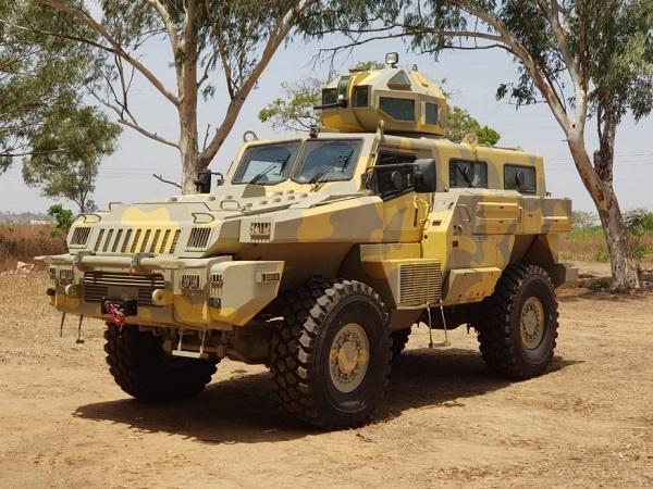 Marauder-vehicle