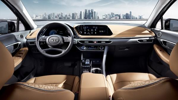 Hyundai-Sonata-2020-cabin