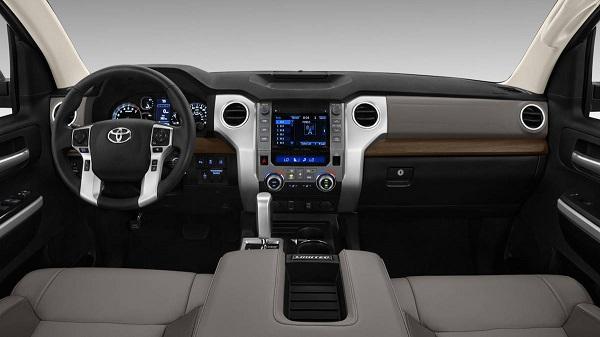 2019-Toyota-Tundra-TRD-PRO-interior