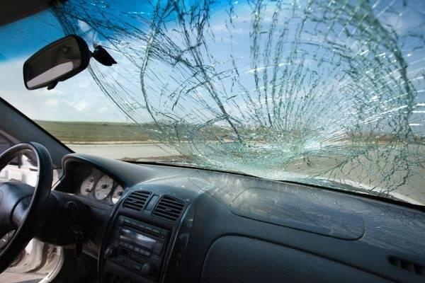 Automobile-glass