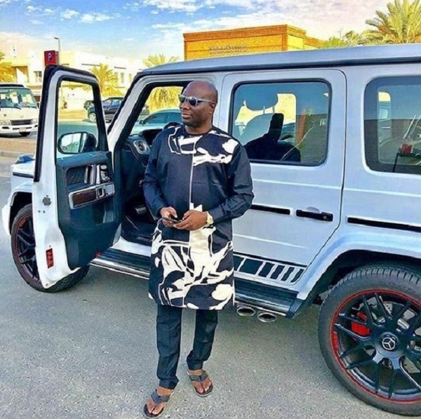 Man-with-G-wagon