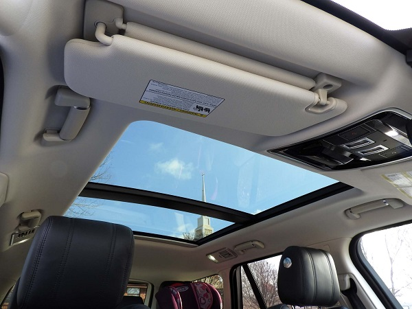 How the sunroof works, its problems and how to fix them
