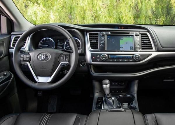 2020 Toyota Highlander Sitting On Toyota S New Platform
