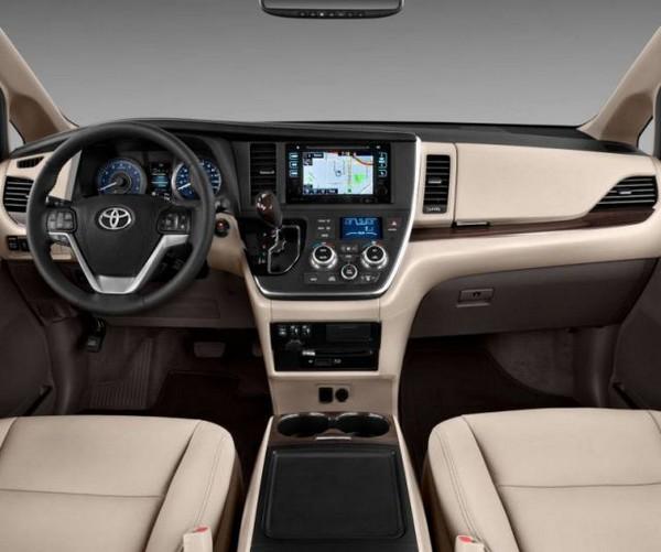 Toyota-sienna-2020-interior
