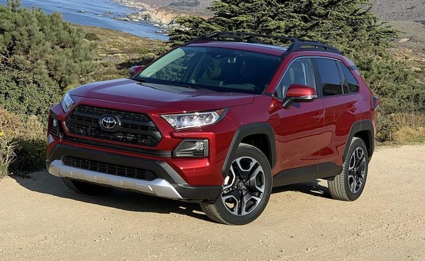 Toyota RAV4 Adventure 2019 Review: The Good And The Bad