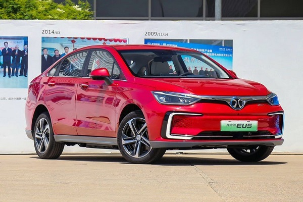 image-of-baic-eu-series-ev