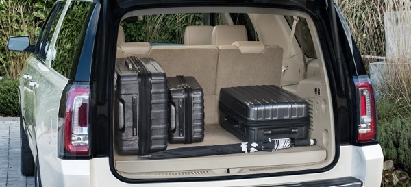 Three-row SUVs you never thought to have less cargo space ...