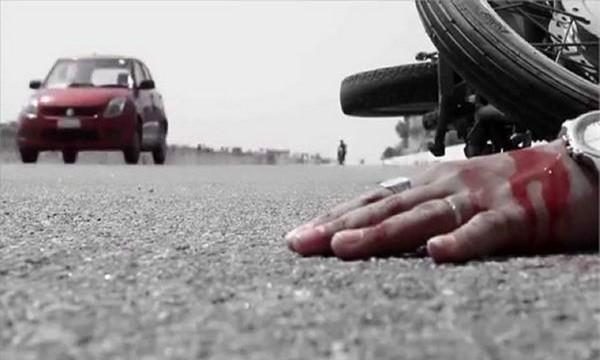Road-accident-scene
