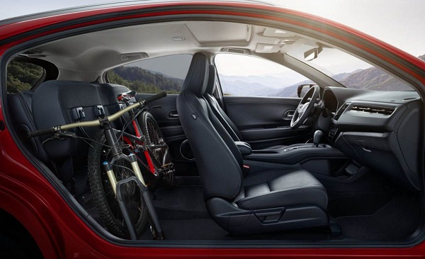 Seat-of-2019-Honda-HR-V