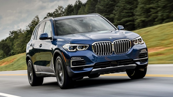 A First Drive Review Of The 2019 Bmw X5 Xdrive40i Version
