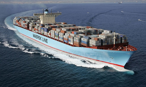 Maersk-Container-ship