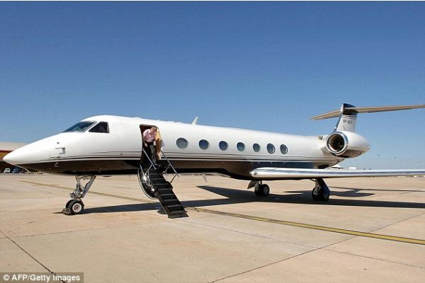 Bishop-s-Private-jet