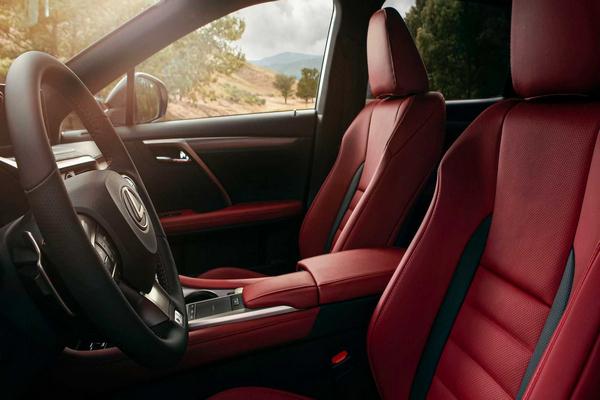 2020-Lexus-RX-Interior