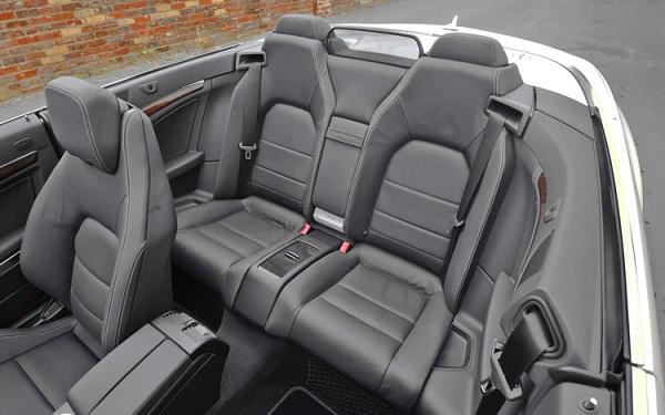 Mercedes-E-350-Seat