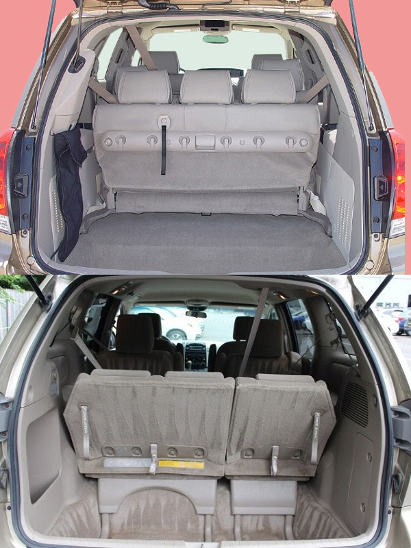 Cargo-of-Toyota-Sienna-and-Nissan-Quest