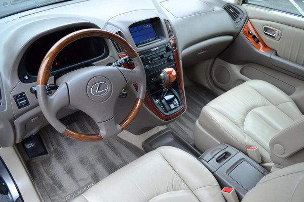 RX-300-Interior