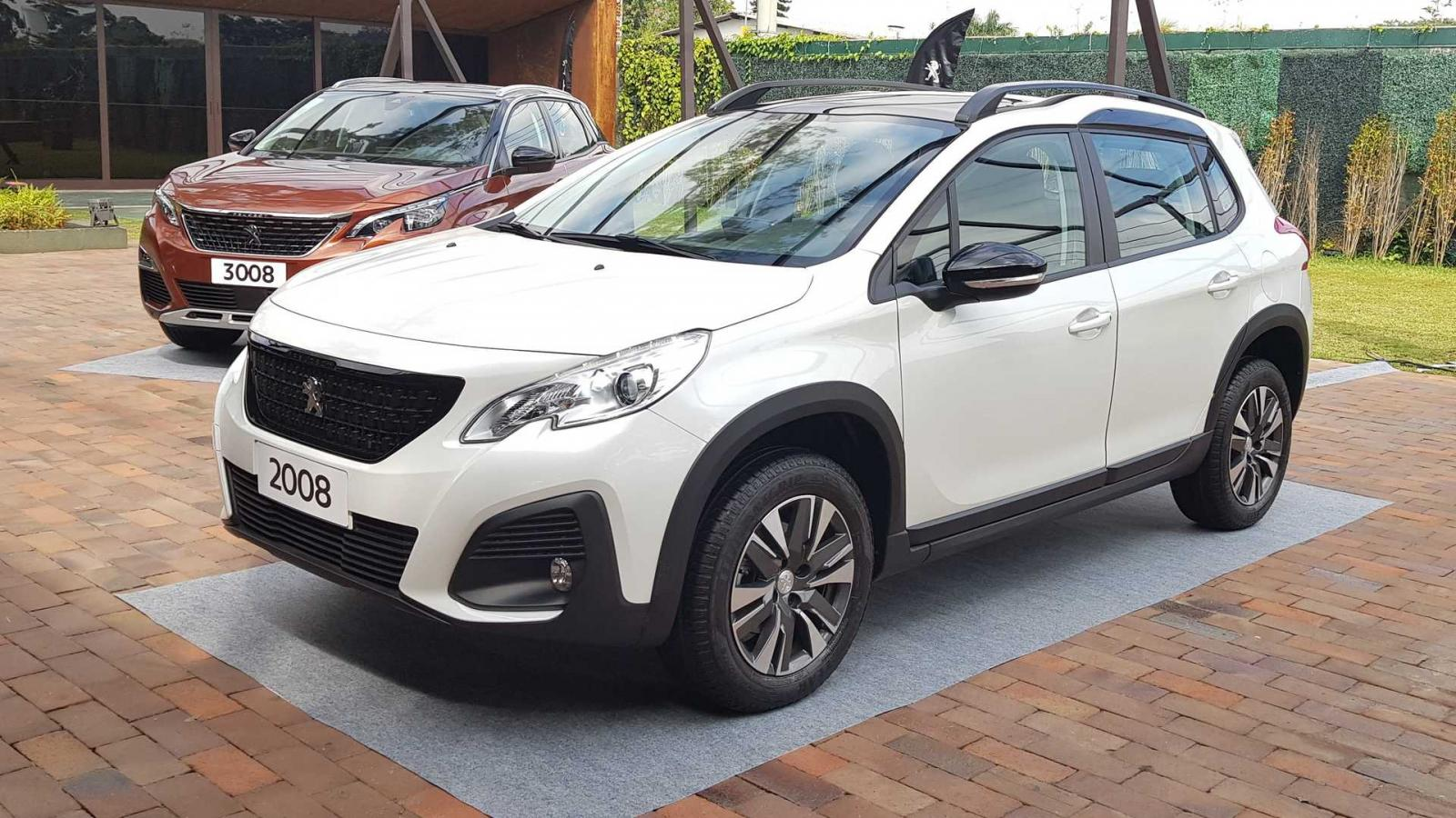 2020 Peugeot 2008 Suv Released With Full Specs Price Check It