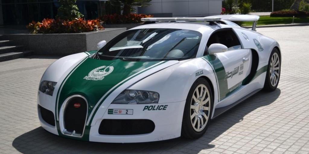 Bugatti-Veyron-police-car
