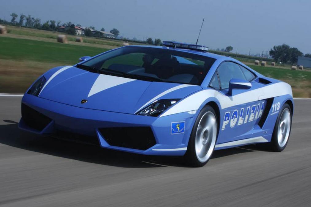 Lamborghini-Gallardo-police-car