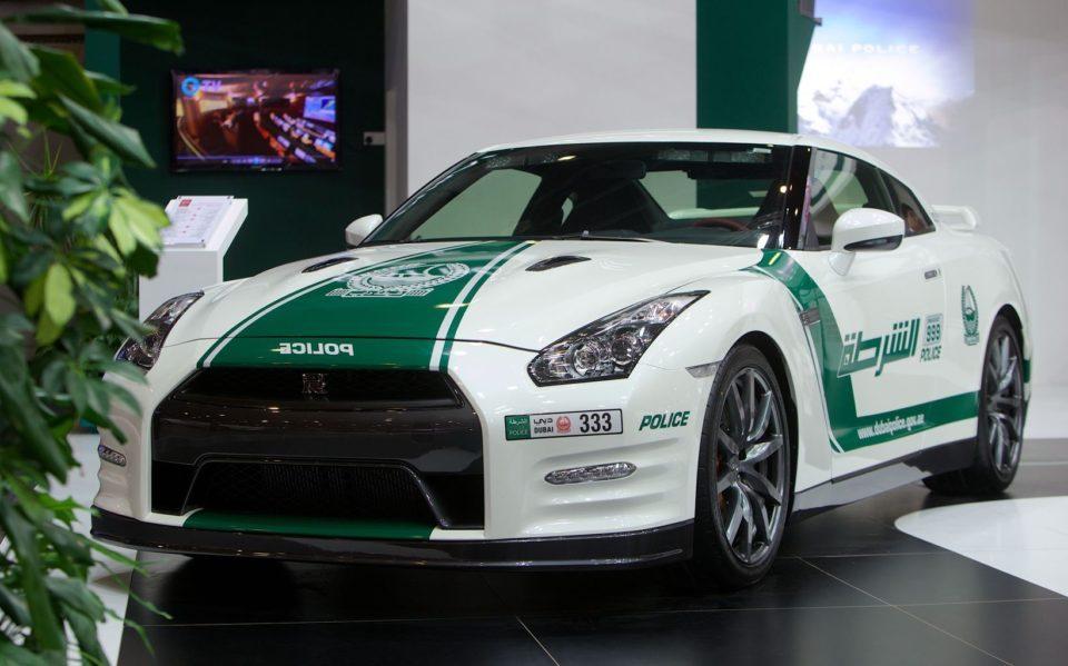 Abu Dhabi – Nissan GT-R