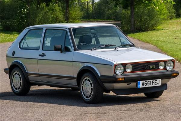 Volkswagen-Golf