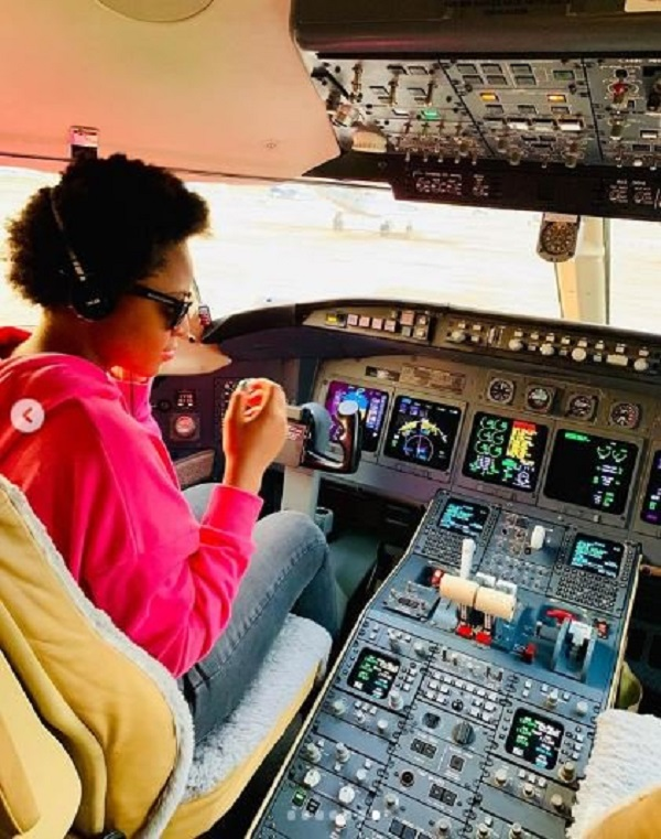 Regina-in-new-plane