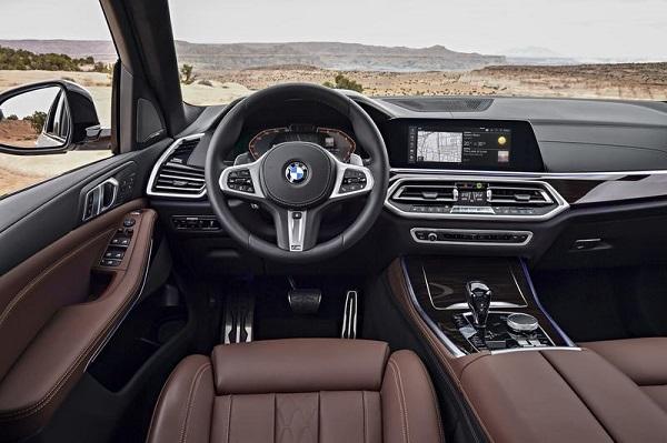 2020 X6 Sports Activity Coupe Revealed With Illuminated