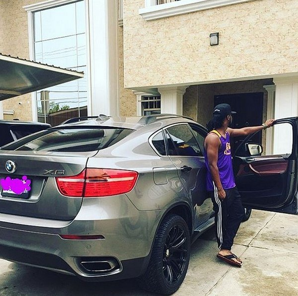 Rudeboy-and-his-BMW-X6