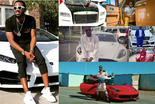 d'banj-s-car-collection