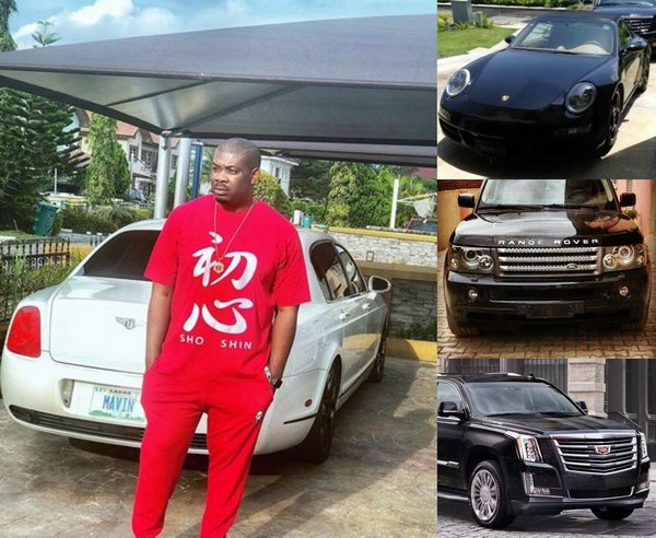 don-jazzy-car-collection