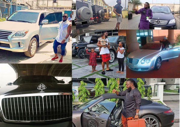 Timaya-car-collection