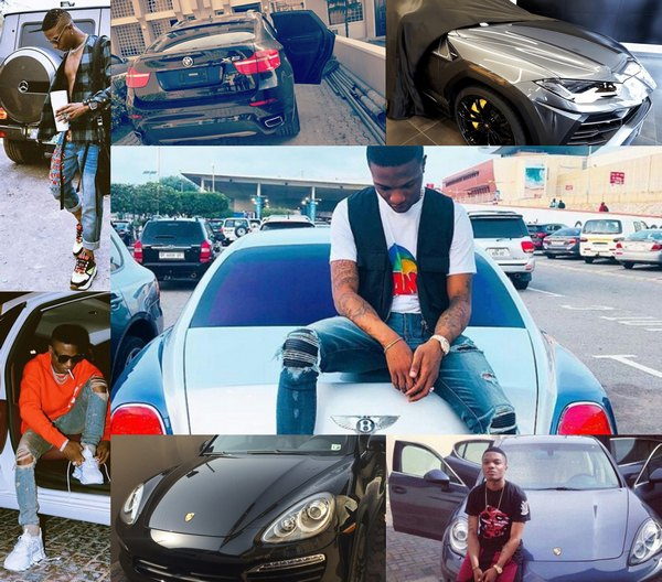 wizkid-car-collection