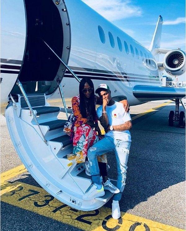 wizkid-private-jet