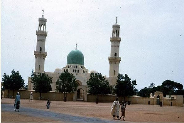 Sokoto-mosque