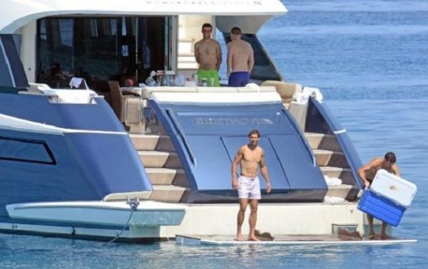 Beethoven-Rafael Nadal-former-yacht