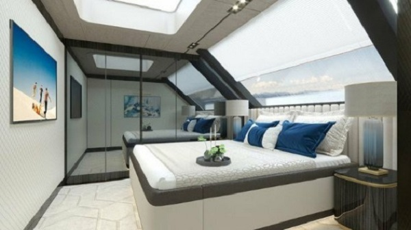 Bedroom-inside-Sunreef-Power-Catamaran-Superyacht-of-Rafael-Nadal-Tennis-Star-03