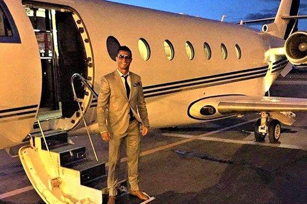 ronaldo-private-jet