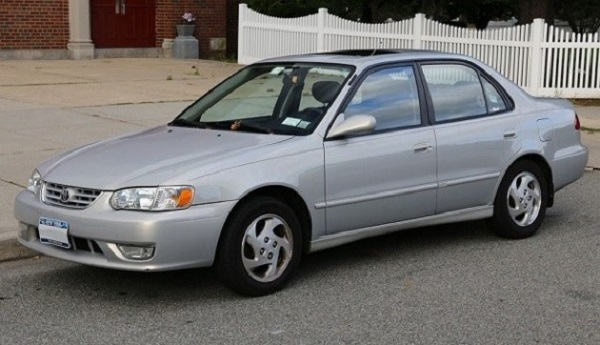 Toyota-Corolla-eight-generation-E110-model