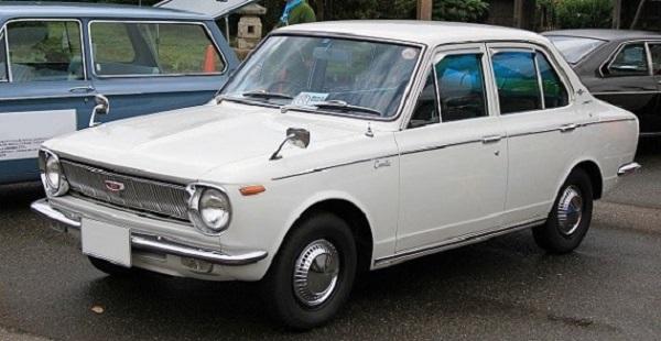 Toyota-Corolla-First-generation-E10-model