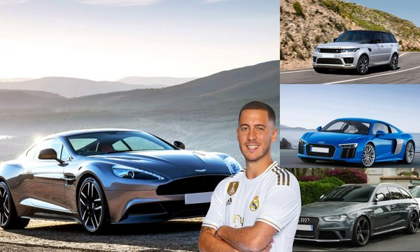 Eden-Hazard-cars