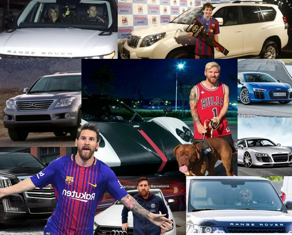 Messi-cars