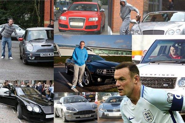 Rooney-cars