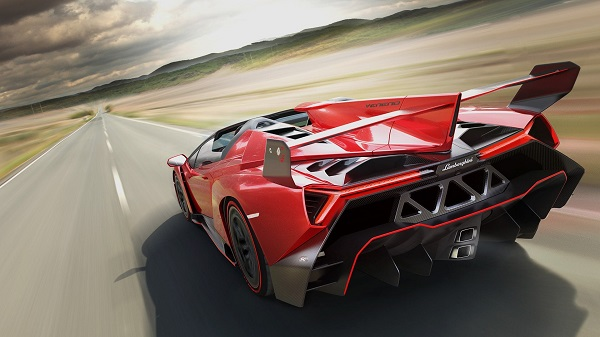 Lamborghini-Veneno-supercar